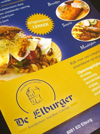 Broodjeshuis De Elburger